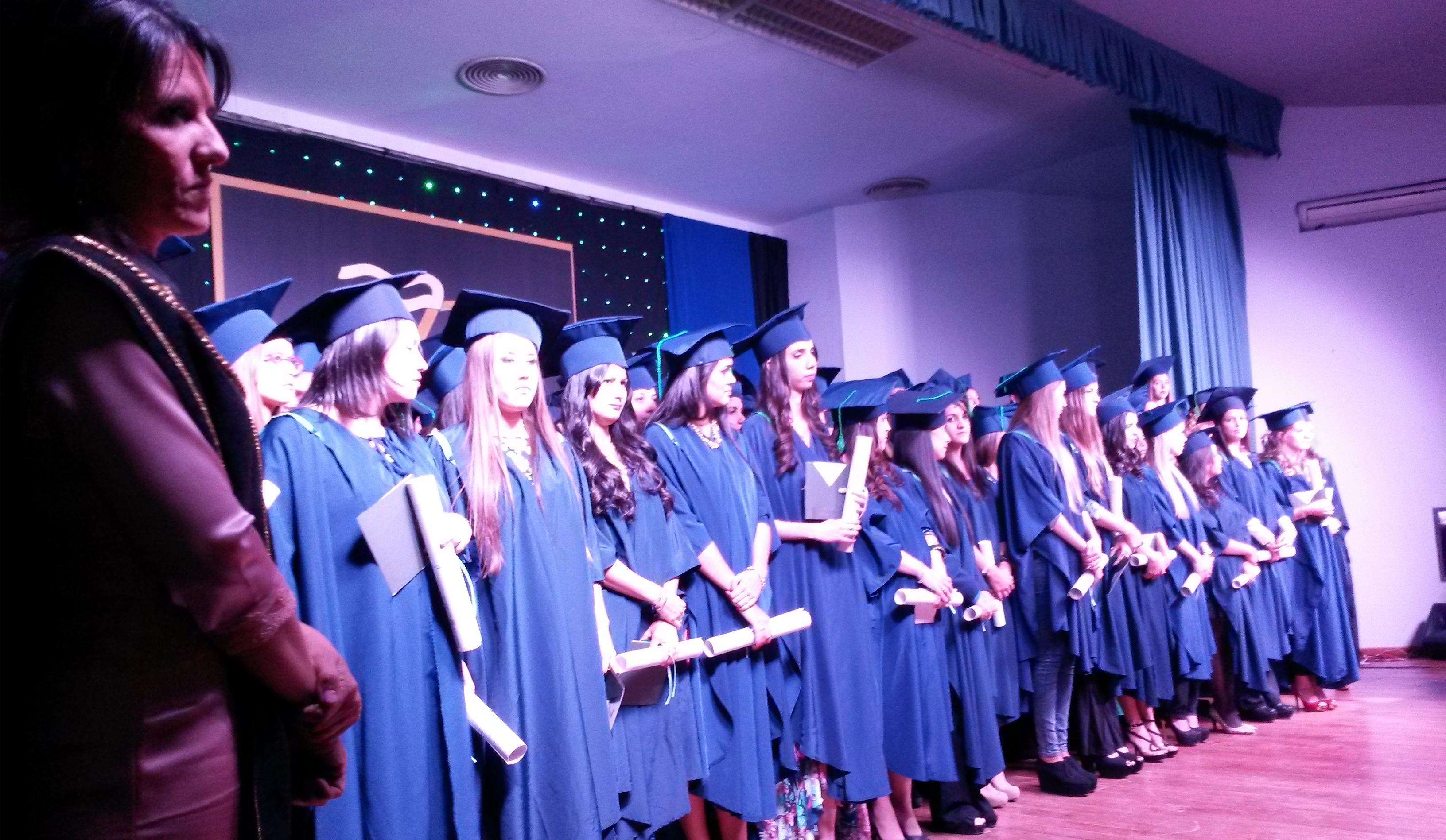 Con más de cien egresados se realizó la Colación de Grado de la Universidad de la Cuenca del Plata sede Posadas