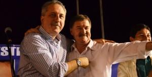 Passalacqua acompañó a Luis Capaia en el lanzamiento de su candidatura a intendente de Posadas
