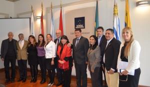Cecilia Britto anticipó que buscará que Misiones sea sede de las audiencias de la Comisión de Derechos Humanos del Parlasur