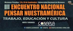 Se realizará en la UNAM el tercer Encuentro Nacional Pensar Nuestra América