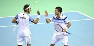 Argentina ganó el dobles y quedó a un punto de la final de la Copa Davis