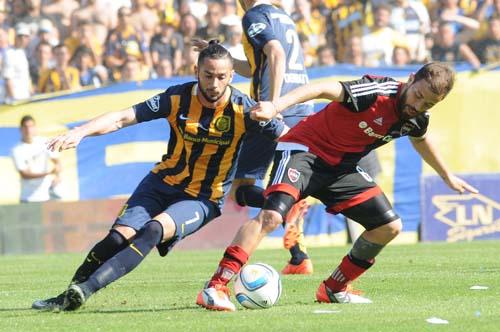 Central y Newell's con las emociones en las tribunas pero con poco fútbol: empataron sin goles