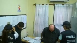 Detienen a un presunto gestor acusado de estafas múltiples