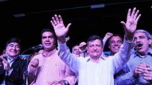 El FpV ganó la gobernación de Chaco por 12,5 puntos de ventaja