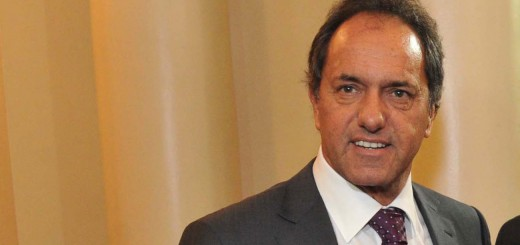Scioli anunció que impulsará la ley de Boleto Estudiantil y gratuito