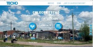Techo: a dos días de la Colecta Nacional, en Misiones se sumaron mil voluntarios