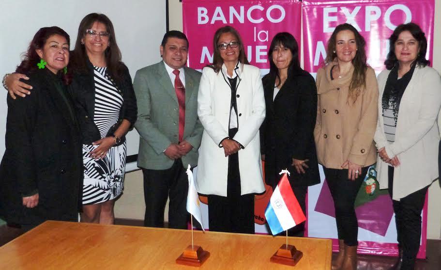 Se presentó en Paraguay la octava edición de Expo Mujer