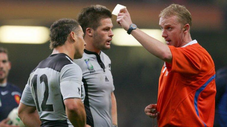 Mundial de Rugby: un inglés será el árbitro del choque entre Los Pumas y Australia
