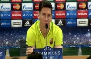 Messi se va del Barcelona en 2018 afirman en España
