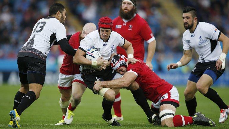 Mundial de Rugby: Rumania logró una heroica remontada frente a Canadá