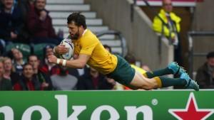 Australia ganó un partido increíble y será rival de Los Pumas en semis del Mundial