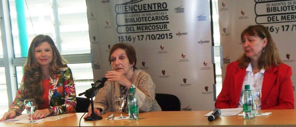 Bibliotecarios del Mercosur, en busca de un modelo de gestión y defensa de la identidad cultural