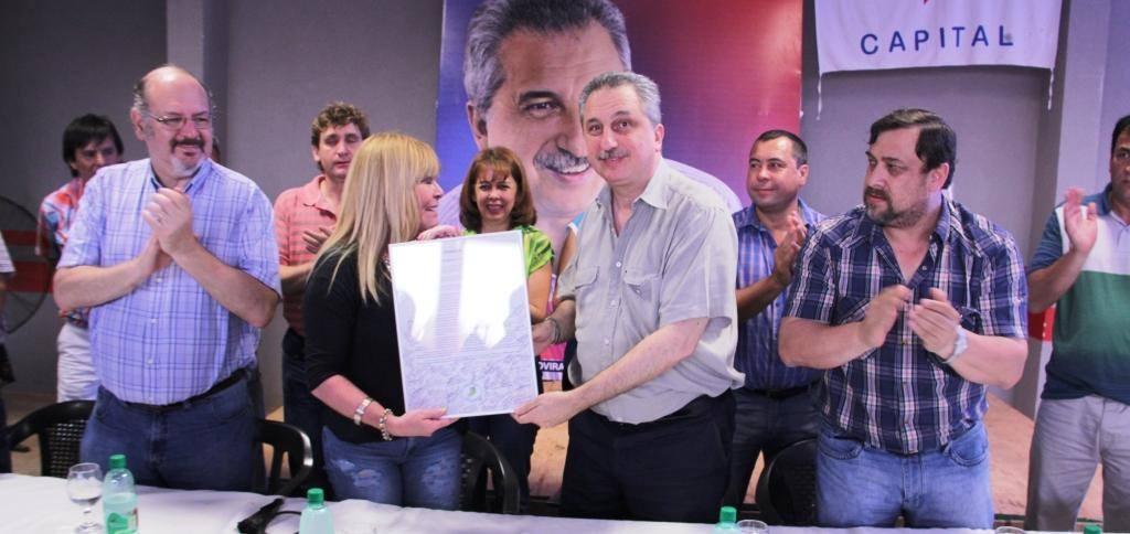 En Plenario la UDPM brindó su apoyo unánime al candidato a gobernador Hugo Passalacqua