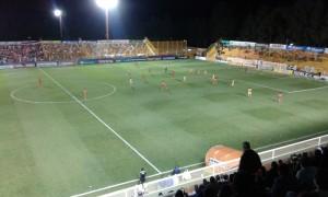 Crucero del Norte fue goleado 4 a 0 por Independiente, que lo superó con facilidad