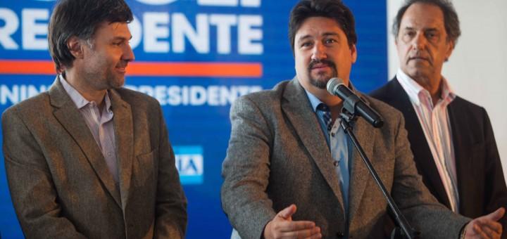 Scioli confirmó a Maurice Closs como su futuro ministro de Turismo y Deportes
