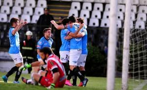Guaraní perdió 2 a 0 con All Boys y quedó muy comprometido a falta de dos partidos