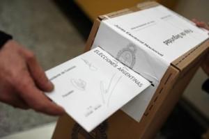 En el país ya emitió su voto el 30 por ciento del padrón