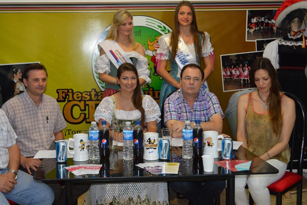 Lanzaron en Alem la Fiesta Provincial de  la Cerveza y Expo Alem 2015