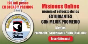 Nueva categoría de becas para estudiantes de nivel terciario en el Concurso Mejor Promedio de Misiones Online