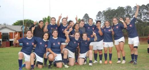 Rugby femenino: Las chicas de CAPRI ya conocen su zona para el Nacional de clubes