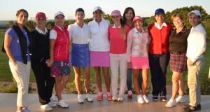 Golf: El sábado se juega en Las Camellias un torneo exclusivo para ellas