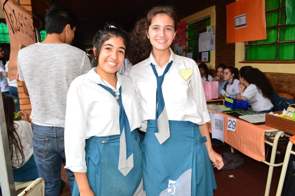 Se realizó la Expo Contable y Feria de Ciencia y Tecnología del Instituto Santa Catalina