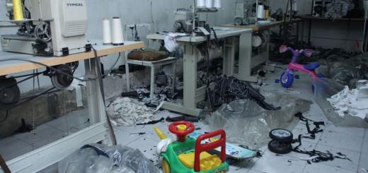 Afip clausuró talleres clandestinos de conocida marca de ropa