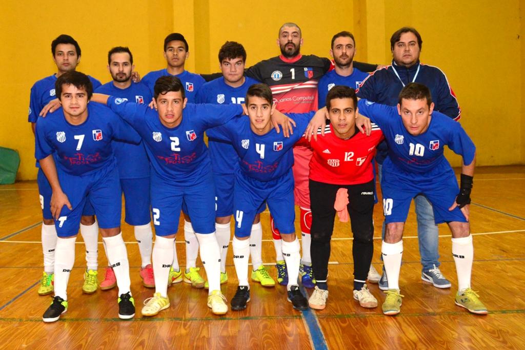 Futsal: triunfo de Los Facheros y derrota de Itapúa Tenis Club