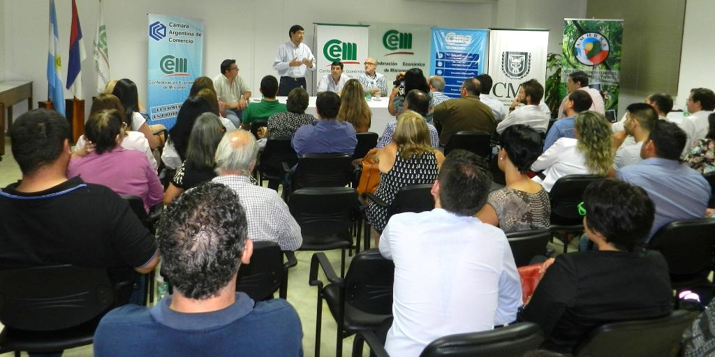 Joaquín Losada se reunió con dirigentes de la CEM