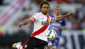 Copa Sudamericana: En Brasil River cambiará y pondrá Leo Ponzio por Lucho González