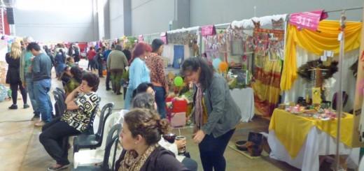 Expo Mujer 2015: también fue el espacio de dos artistas y dos fabricantes de muñecos