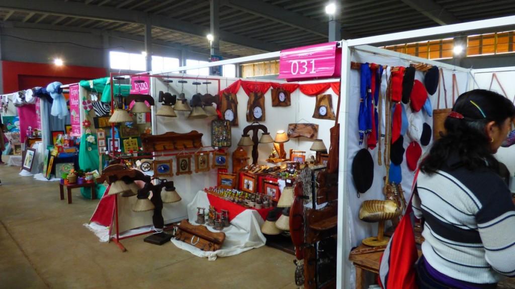 Expo Mujer 2015: la transformación de tres artesanas