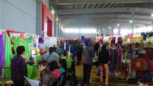 Expo Mujer 2015 se vive a pleno en el parque del Conocimiento