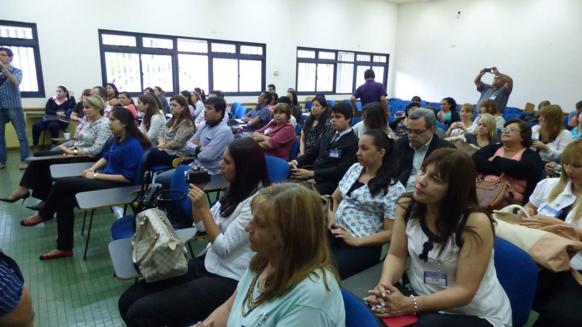 Se realiza en Posadas la primera jornada binacional de prevención de adicciones
