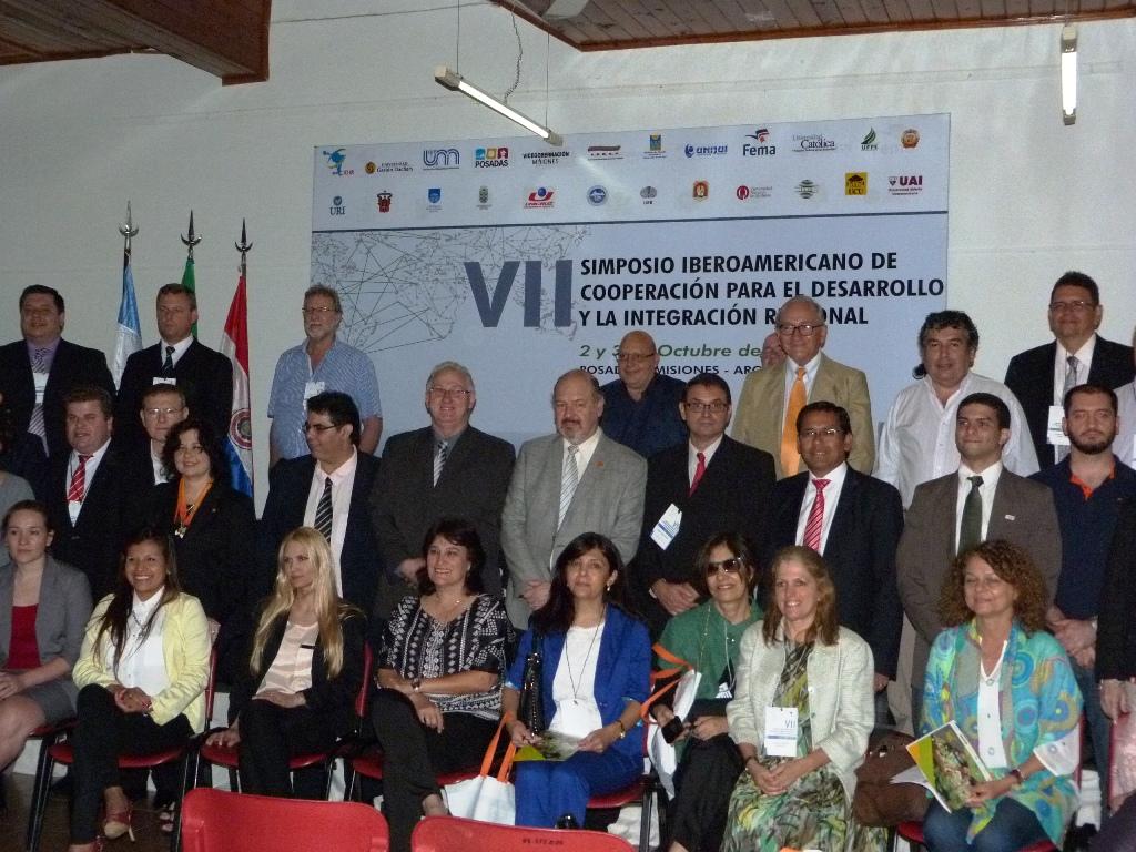 Con 133 ponencias se desarrolló el Simposio Iberoamericano de la Red CIDIR