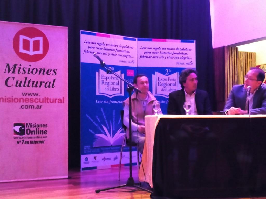 Misiones Cultural servirá de modelo para una página nacional de escritores
