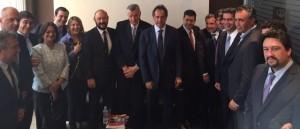 Scioli reafirmó su compromiso con el federalismo y las economías regionales