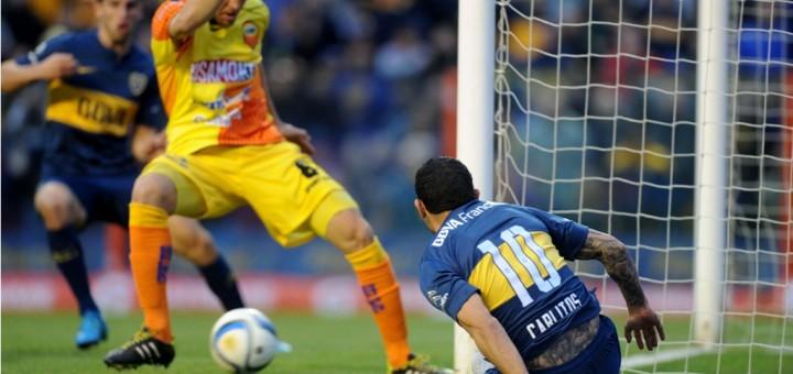 Crucero hizo un digno papel en La Bombonera y cayó apenas 1 a 0 con Boca: se decretó su descenso