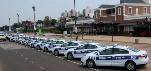 Closs entregó 72 nuevos patrulleros y 450 chalecos antibalas