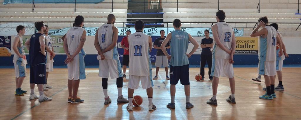 OTC enfrentará a la selección argentina de básquet para sordos en un nuevo amistoso