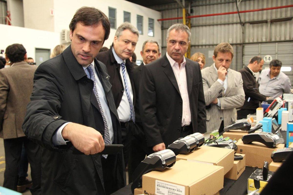 Tecnología de última generación: AFIP desactivó un contrabando de USD 5 millones