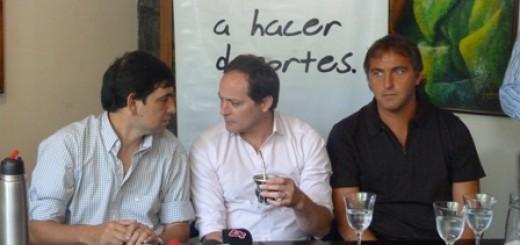 """Camau Espíndola: """"Somos parte de un proyecto que seguirá trabajando para el crecimiento de la Argentina"""""""