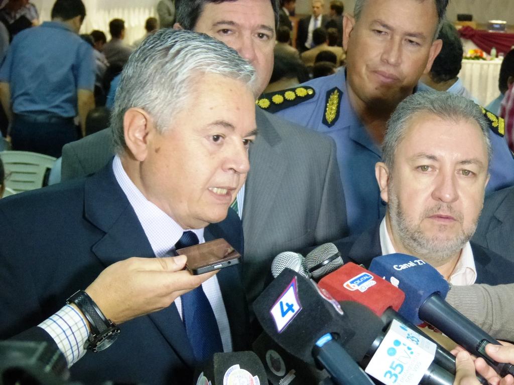 Fiscales capacitan a miembros de la policía de Misiones que a raíz del nuevo Código Procesal Penal suman facultades