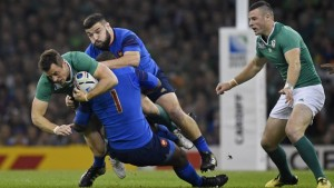 Irlanda será el rival de Los Pumas en los cuartos de final del Mundial