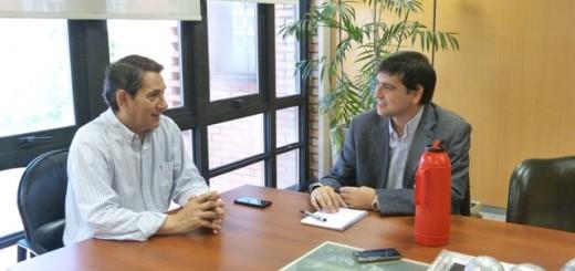 Losada y Franco preparan la transición en Posadas