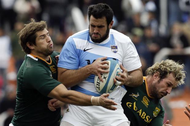 Mundial de Rugby: El Puma que miró el primer partido como hincha y lo terminará como jugador