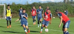 Comienza el Mundial Sub 17 en Chile: la selección Argentina juega hoy contra México