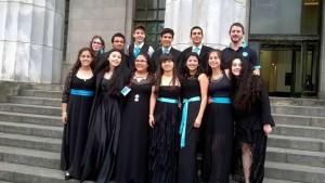 Adolescentes misioneros participaron del Encuentro Internacional de Orquestas Infanto-Juveniles en Buenos Aires