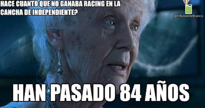 Después del clásico, llegaron los memes del triunfo de Racing