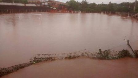 La mayoría de los arroyos desbordaron en Oberá, hoy  muchos cauces volvieron a la normalidad